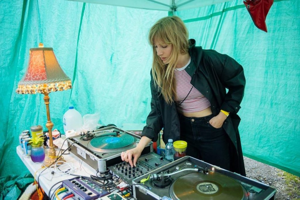 Helen Young Spinning Records
